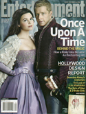 Entertainment Weekly Cover October 2012